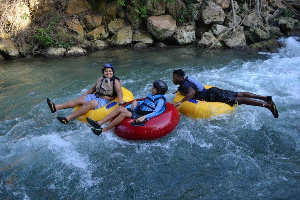 Jungle River Tubing